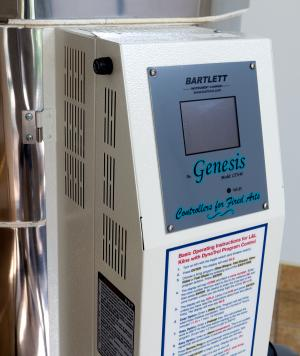 L&L Genesis Touch Screen Kiln Controller