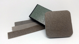 Diamond Sanding pads and Files bt DiamondCore Tools