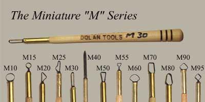 Dolan Mini Sculpting Tools