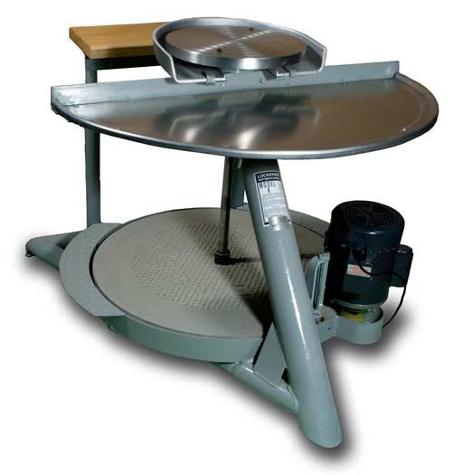 Lockerbie Model Ek Electric Kick Wheel* Includes $25 Crating Charge