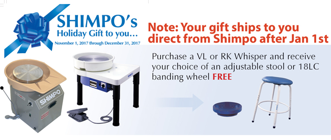 Shimpo Holiday Promo