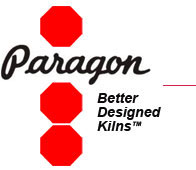 Paragon Kiln Glass Fusing Kiln GL24ADTSD