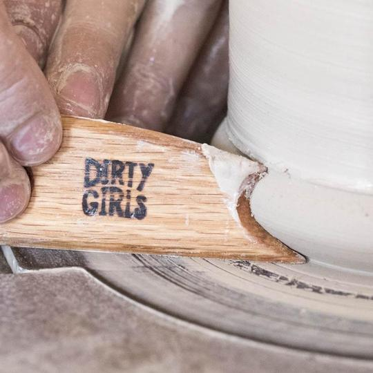 The Big Foot Fetish Rib Dirty Girls Pottery Tools