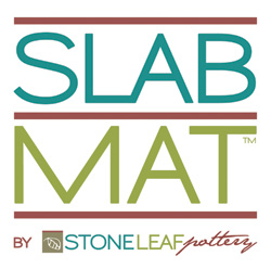 Slab Mat Clay working surface