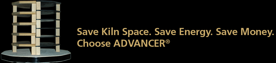 Advancer Silicon Carbide kiln shelves