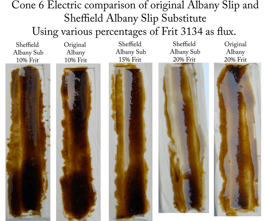 Albany Slip Substitute   Albany Slip Brown Glaze