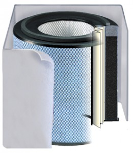 Austin Healthmate Bedroom Machine replacement filter 402