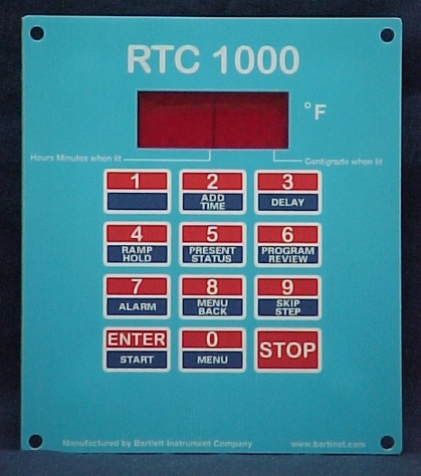 Bartlett RTC 1000 Kiln Controller