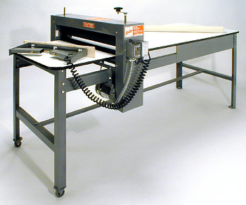 Bailey Pottery Electric Slab Rollers
