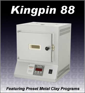 Evenheat-glass pmc metal clay kiln