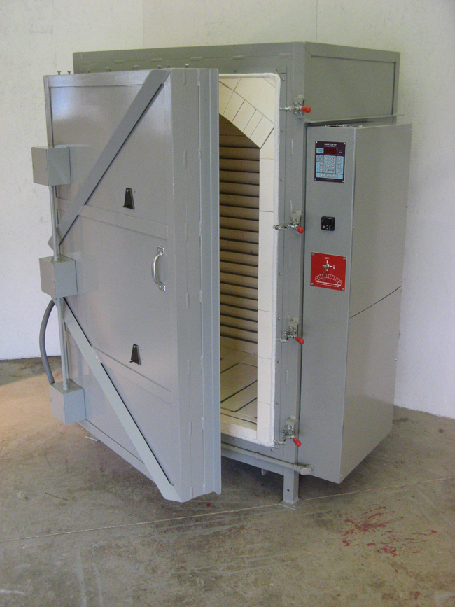 Front-Loading Electric Kiln
