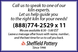 Sheffield Pottery Expert Kiln Support