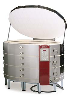 Skutt KM-1627 OVAL Electric Kiln