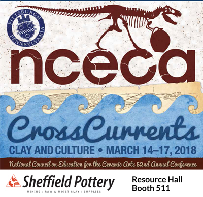 NCECA Pottery Ceramics Conference