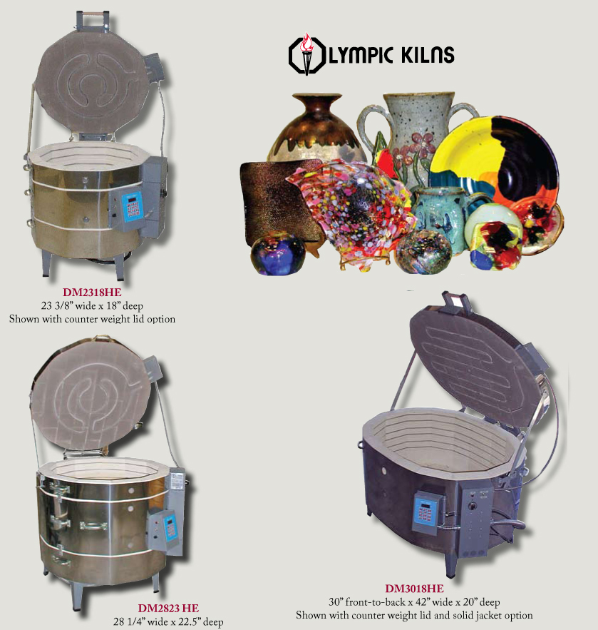 Olympic Dual Media Kilns