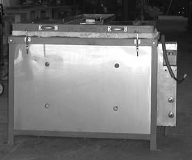 Olympic Top Loading Commercial Electric Kilns