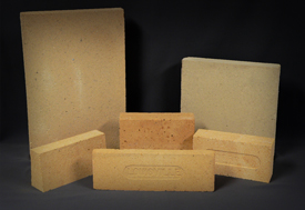Various Firebrick shapes