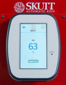 Skutt KMT Touch Screen Kiln Controller