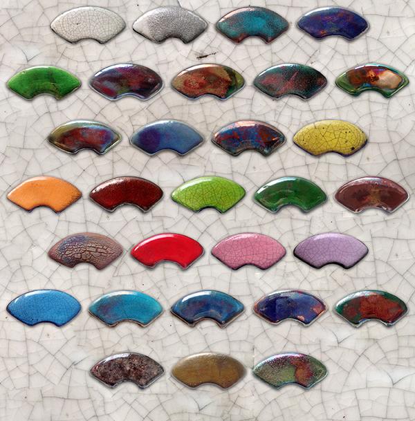 Cone 6 Raku Glazes Spectrum Glazes Sheffield Pottery