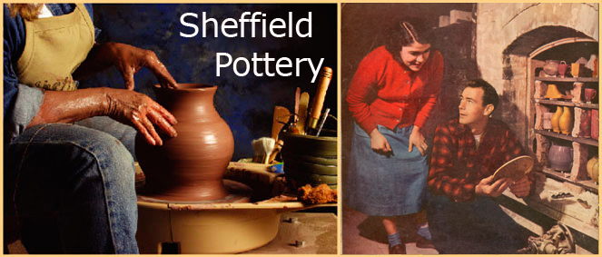 Sheffield Pottery Ceramics Supply