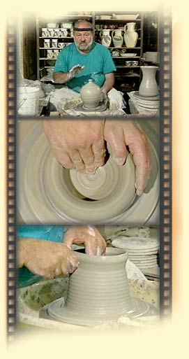 pottery wheel dvd