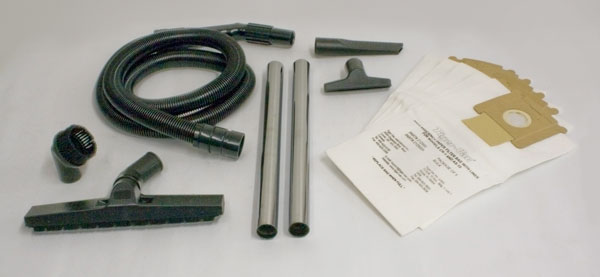 Tiger-vac hose kit