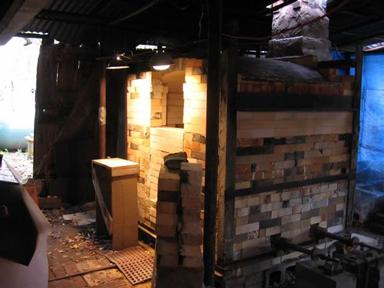 Zetner Fire Brick Kiln