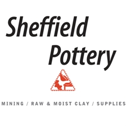 Sheffield Raw Clay 5 Pounds Dry Hammer-milled